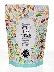 Sweet Like Sugar by Good Good  Natural Sweetener with Stevia